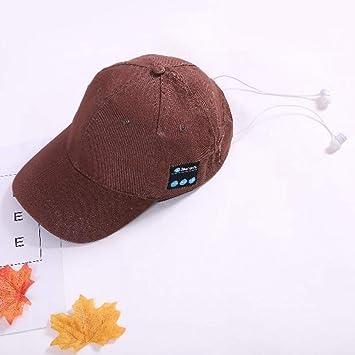 LETAMG Bluetooth Hat Gorra de Montar a Caballo de la Gorra de ...