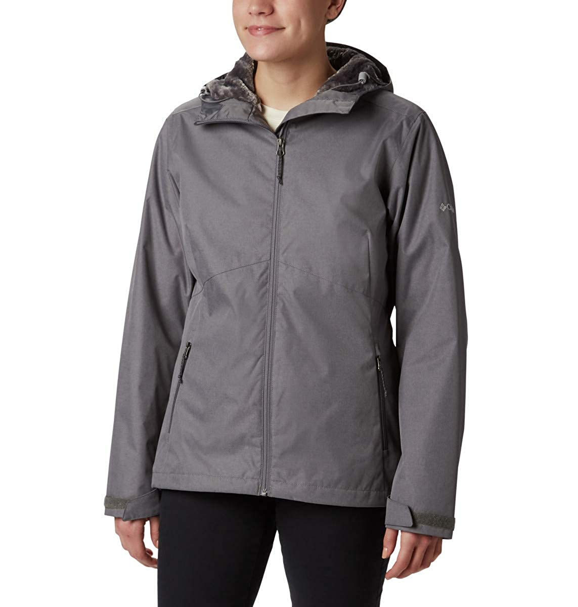 Columbia Womens Rainie Falls Jacket