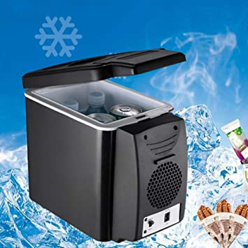 ANAN 8L Mini congelador de Coche refrigerador de Aislamiento de ...