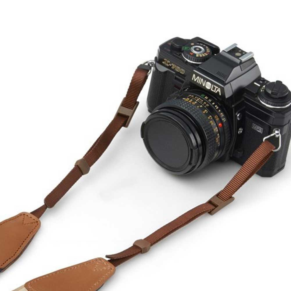 Black-3 CHMETE Washable Soft Neoprene Camera Neck Strap