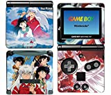Inuyasha Vinyl Skin Sticker Decal Cover for Nintendo GBA SP Gameboy Advance Game Boy