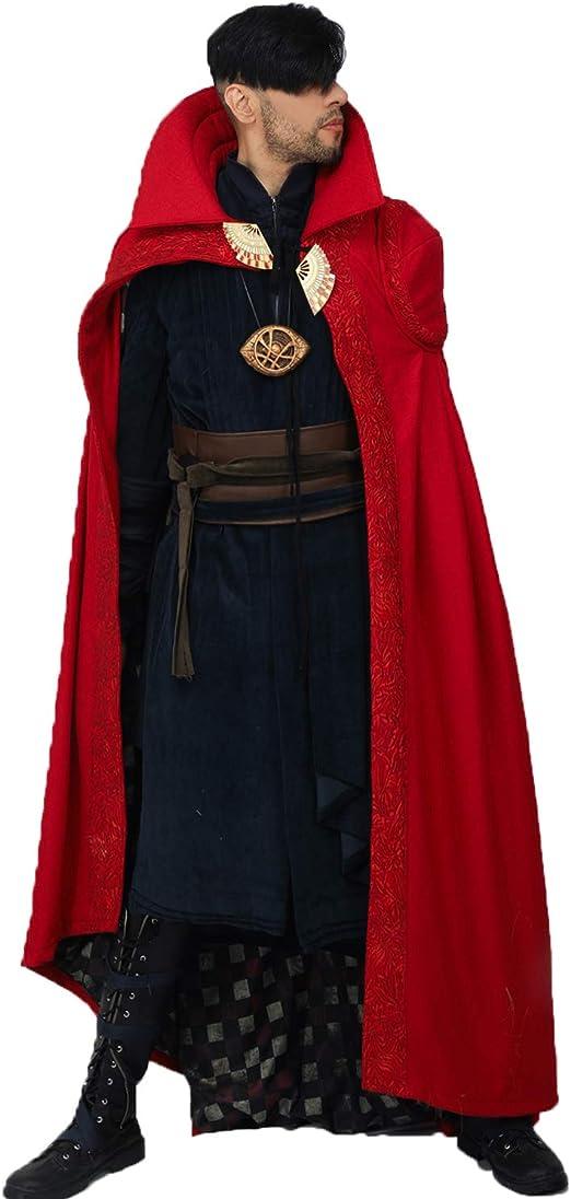 Nexthops Disfraz Doctor Strange Stephen Cosplay costume Carnaval ...