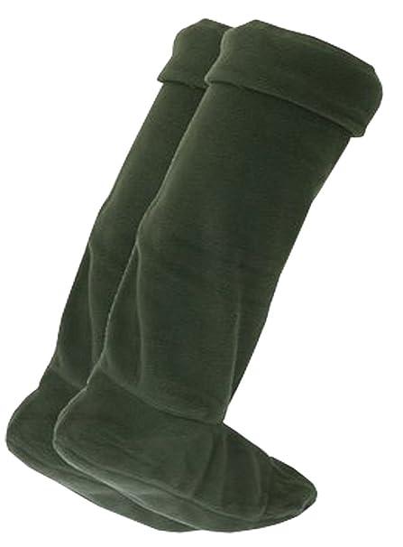 Para hombre bota calentador de forro polar zapatero para calcetines liners 6 - 11 UK: Amazon.es: Ropa y accesorios