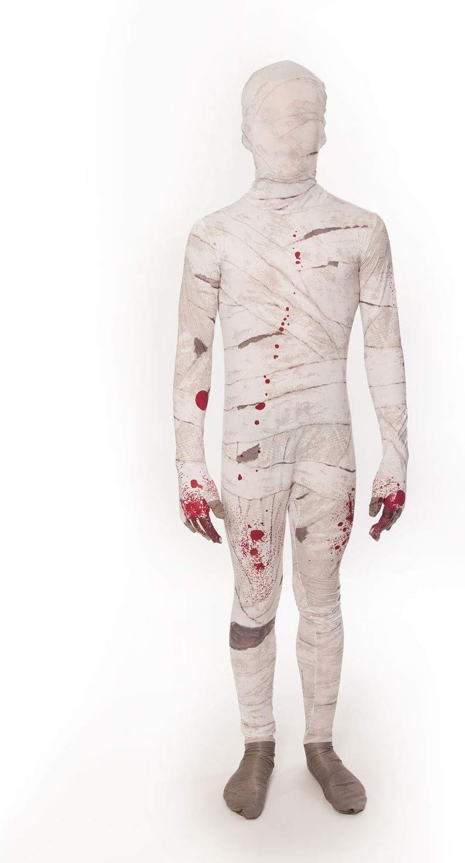 Momia - Morphsuit para Niños - Niños Disfraz - Medium - Edad 8-10 ...