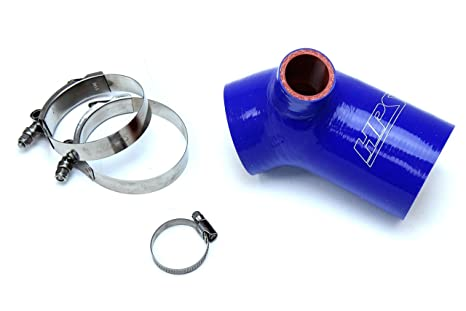 18521-BLUE Silicone Post MAF Air Intake Tube for Lexus IS-F V8 5.0L HPS