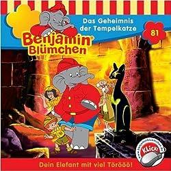 Das Geheimnis der Tempelkatze (Benjamin Blümchen 81)