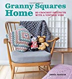 img - for Granny Squares Home: 20 Projects with a Vintage Vibe book / textbook / text book