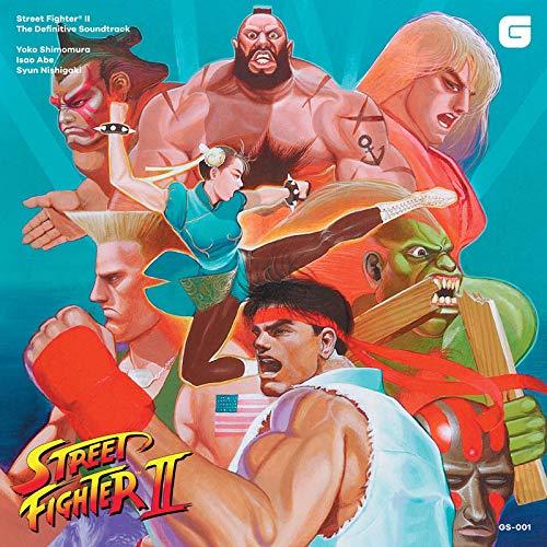 Street Fighter II - the Definitive Soundtk : Yoko Shimomura, Isao ...