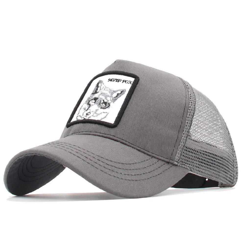 e2da81ca34ca18 24 Outdoor Sports hat Baseball Cap Animals Embroidery Baseball Caps Men  Women Bone European Fashion Mesh