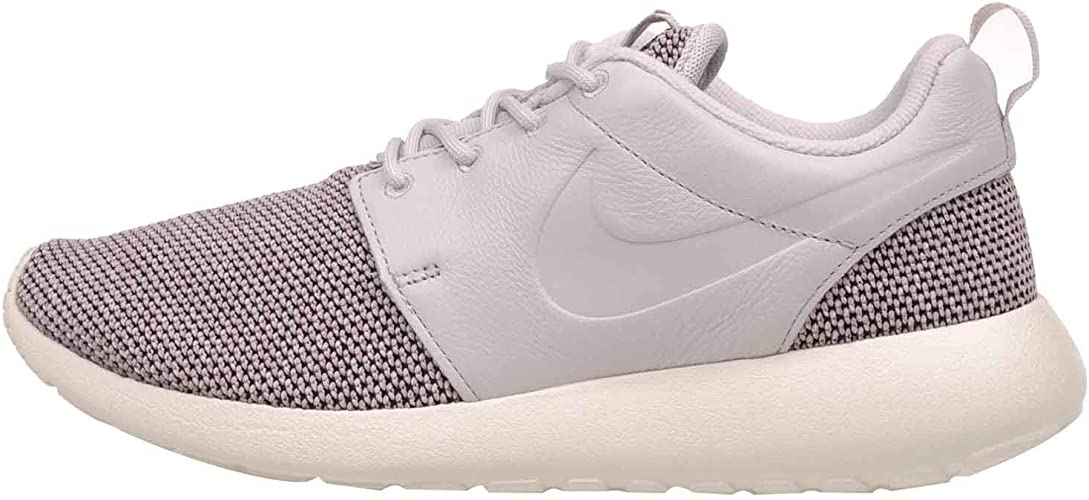 Nike Womens Roshe One Knit Fabric Low
