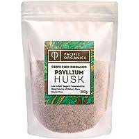 Pacific Organics Organic Psyllium Husk, 300g