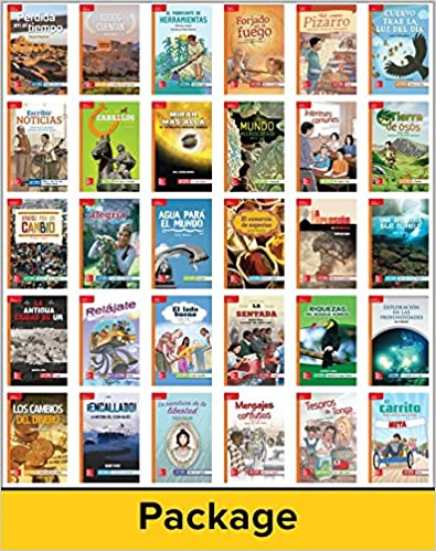Maravillas Leveled Reader Package, Approaching, 6 each of 30 titles, Grade 6 (ELEMENTARY CORE READING) (Spanish Edition) (Spanish) 1st Edition