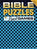 img - for BIBLE PUZZLES -- PENCIL GAMES by Roy Nichols (1998-10-01) book / textbook / text book