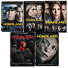 Homeland: The Complete Series 1-5