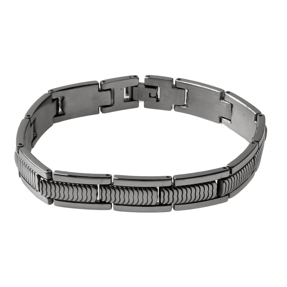 jb1003 Rolex Cobra Bisagra de acero inoxidable pulsera para ...