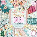 "First Edition ""Paradise Crush"", FSC, in carta, di carta, multicolore, 30,5 x 30,5 cm"