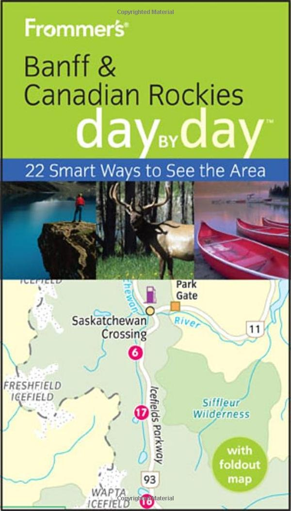 Frommer's Banff and the Canadian Rockies Day by Day (Frommer's Day by Day - Pocket) PDF