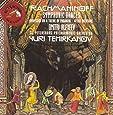Rachmaninov: Symphonic Dances, Rhapsody on a Theme of Paganini, Aleko Overture