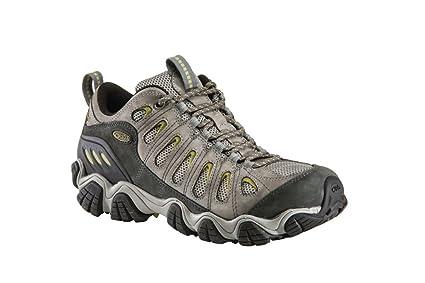 Oboz Sawtooth Low Hiking Shoe - Men s Pewter 8 Wide 34ec6fc36