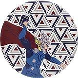 Dynamic Discs Marvel DyeMax Thor Panorama Fuzion EMAC Truth Midrange Golf Disc - 173-176g