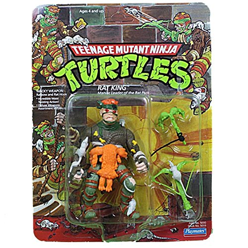 Teenage Mutant Ninja Turtles Rat King Maniac 4