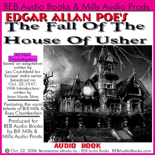 Bargain Audio Book - The Fall of the House of Usher