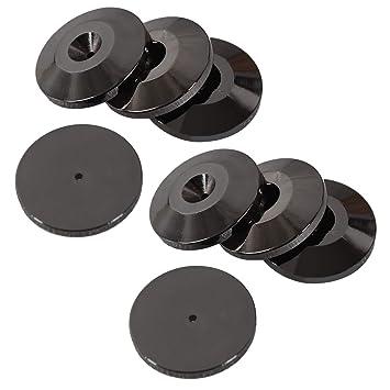 8 Almohadillas de Metal a Prueba de Golpes para pie, para ...