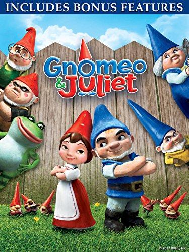 Gnomeo   Juliet  Plus Bonus Content