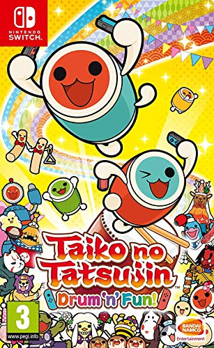 Taiko no Tatsujin: Drum 'n' Fun! (Nintendo Switch) (UK IMPORT) ()