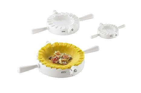 Molde para empanadas - Set de 3 piezas - Plástico - Calidad garantizada
