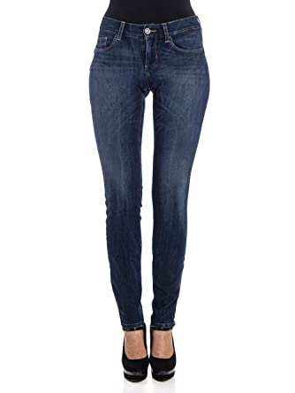 Liu-Jo Jeans Bottom up Magnetic U67005 Dark Blue Size 33  Amazon.de ... 679c4cfe56b