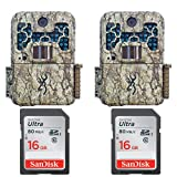 (2) Browning Recon Force BTC7FHD Digital Trail Game Camera (10MP) with Sony 1.