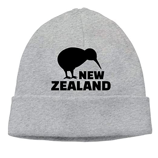 Aiw Wfdnn Beanie Hat New Zealand Kiwi Slouchy Knit Cap for Unisex at Amazon  Men s Clothing store  5660984b1abd