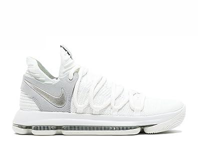 Chaussures Pure Platinum Chrome Basketball SsalesTOP White 10 KD de fx7YaaO