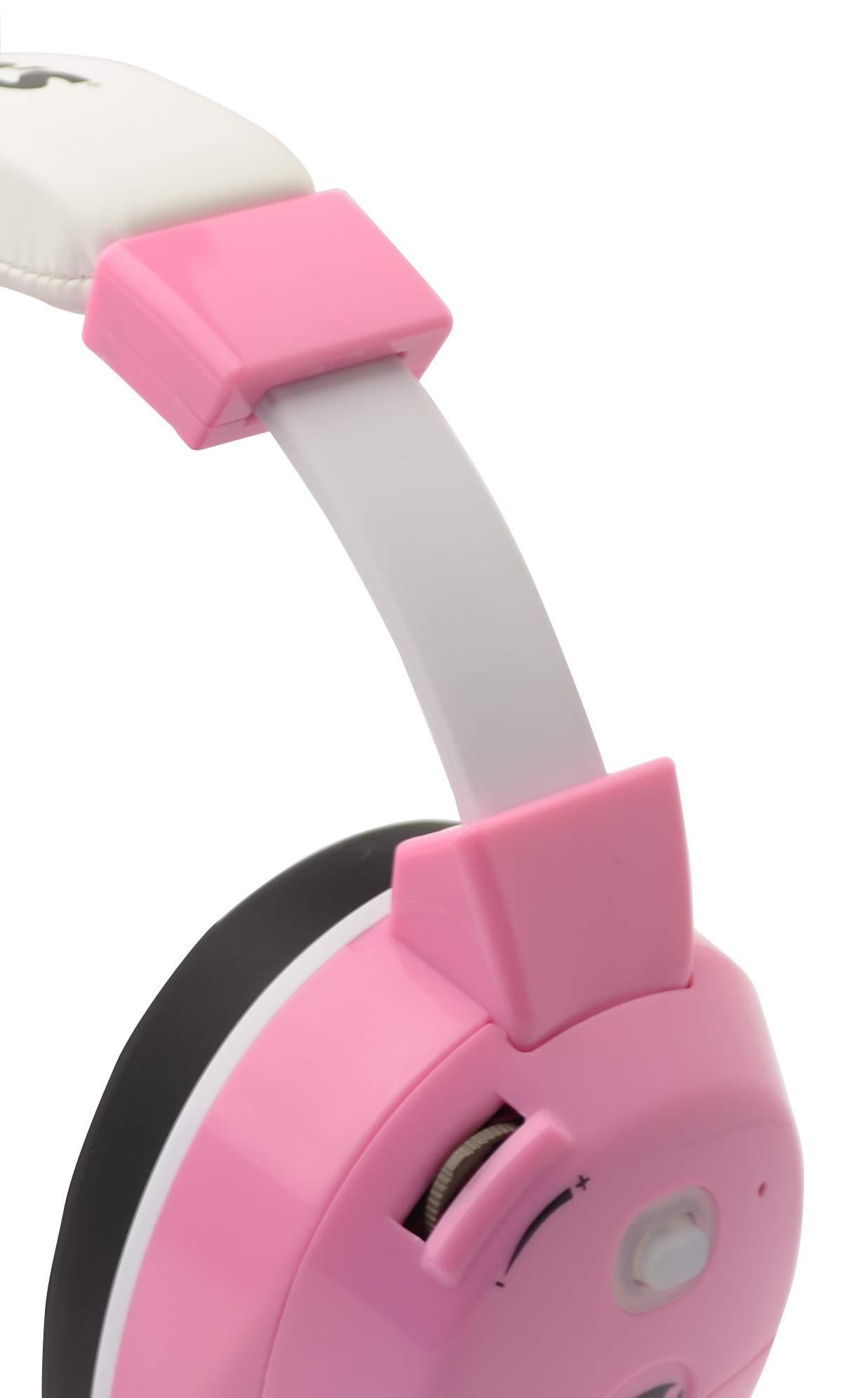 Walker's Game Ear Walker's Jr. Youth Electronic Muff Pink by Walker's Game Ear (Image #6)