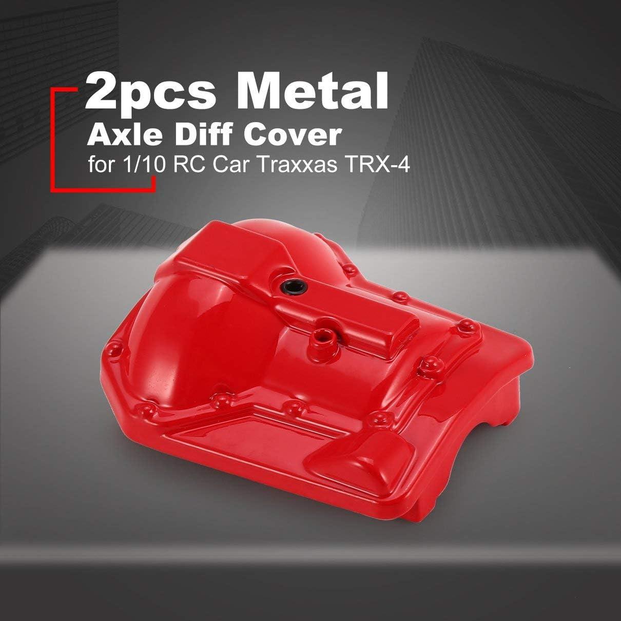 2 Piezas de Carcasa de Metal para desviación diferencial del ...
