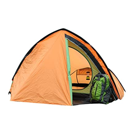 Image Unavailable  sc 1 st  Amazon.com & Amazon.com : CATRP Brand Large 2-3 Person Tunnel Tent Waterproof ...
