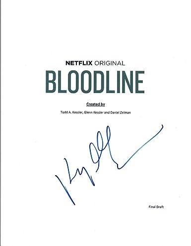 Kyle Chandler Signed Autographed BLOODLINE Pilot Episode