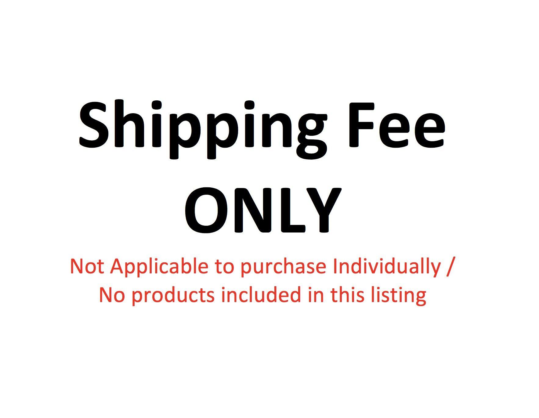 Arashi Shipping Charge Fee