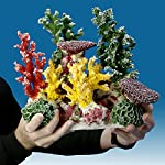 Instant Reef DM058 Artificial Coral Inserts Decor, Fake Coral Reef Decorations for Colorful Freshwater Fish Aquariums, Marine and Saltwater Fish Tanks 12