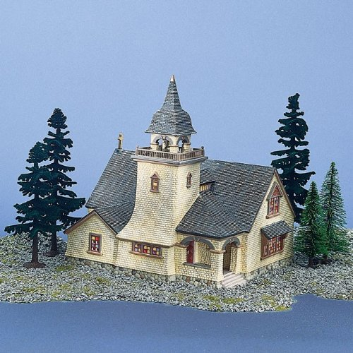 "Department 56 Seasons Bay First Edition ""Chapel On The Hill"" #53302"