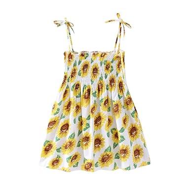 Paolian Vestidos Para Bebe Niñas Verano 2018 Vestidos De La