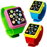 Music Watch Toy- Baby KIds Educational Early Learning 3DTouch Screen Smart Wrist Watch