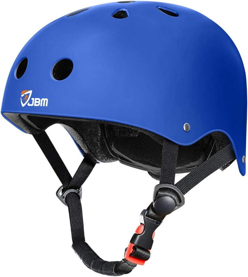 JBM Skateboard Helmet Impact Resistance