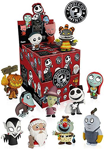 Funko Nightmare Before Christmas Series 2 Mystery Mini Display Case(Case of 12) -