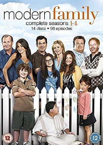 Modern Family - Season 1-4 Box Set (Modern Family Dvd Season 2)