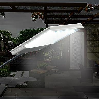 Review LED Light,YJYdada Solar Power