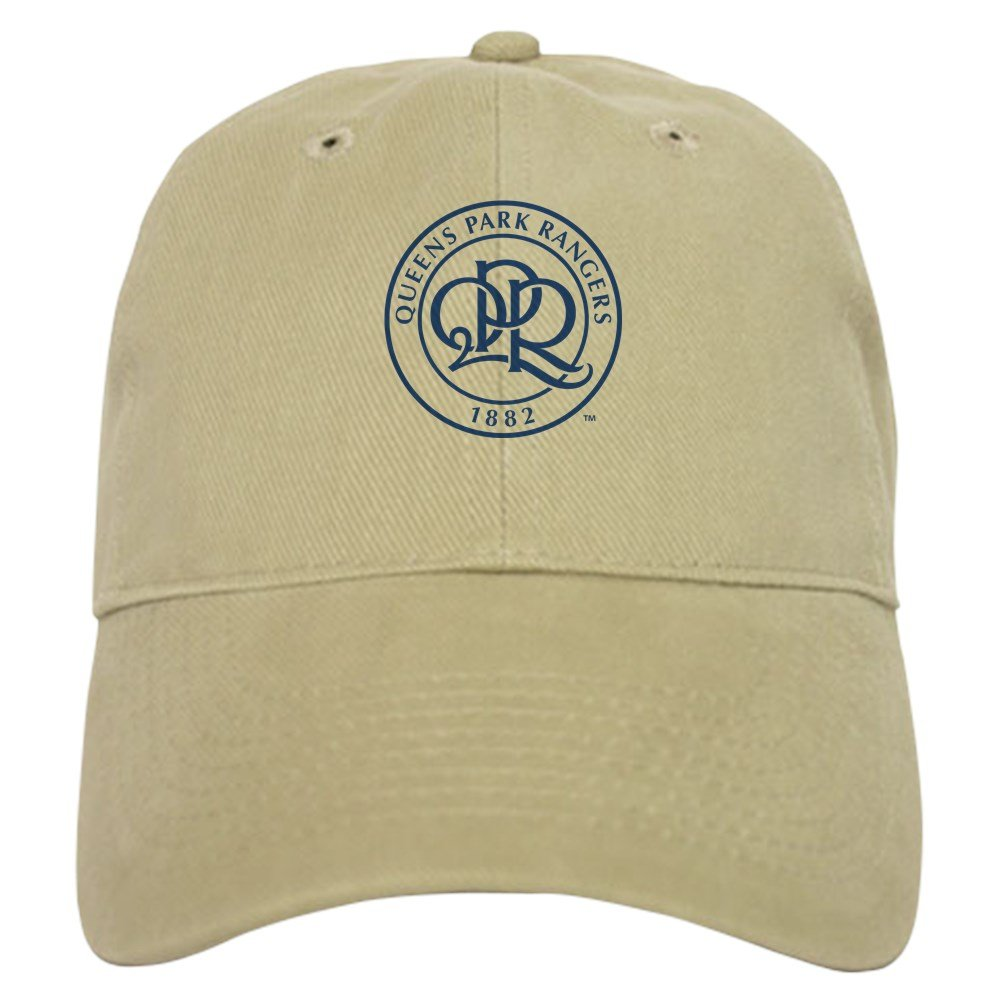 Amazon.com  CafePress - Queens Park Rangers Seal Baseball - Baseball Cap  with Adjustable Closure 779b9eae28d