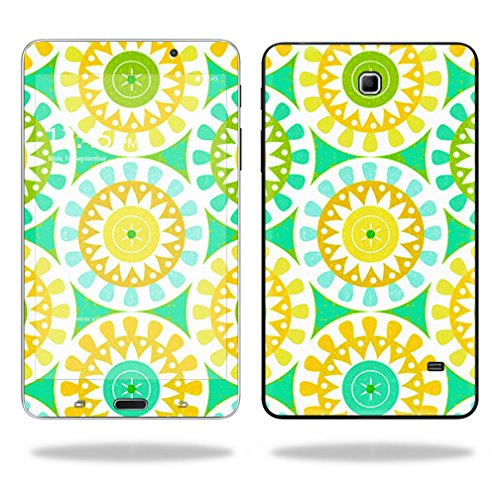 "UPC 682017798622, Mightyskins Protective Vinyl Skin Decal Cover for Samsung Galaxy Tab 4 7"" Tablet T230 skins wrap sticker skins Slices"