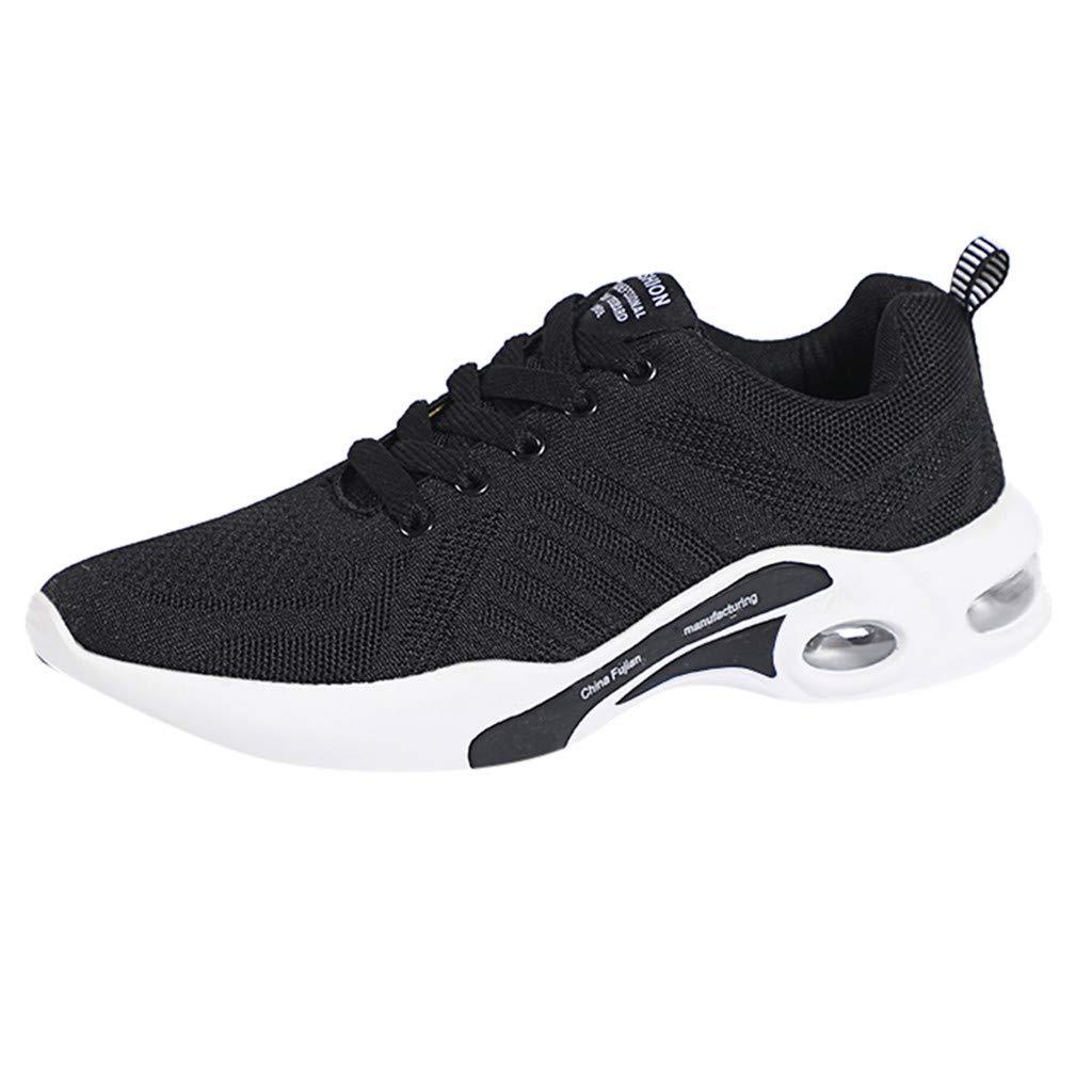 Zapatillas de Hombre Zapatos de Malla Los Zapatillas Deportivos de Ocio Son Transpirables En Zapatos de Verano Zapatos Running Hombre Logobeing